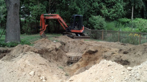 Septic System Installation in East Lyme